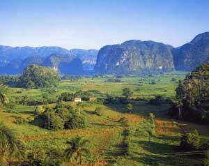 Valley Vinales Pinar del Rio
