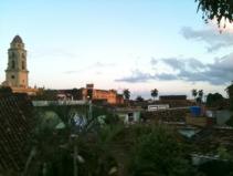 Looking out Havana Vieja