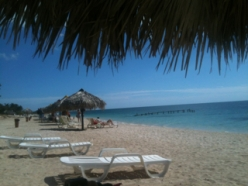 Beach Ancon Trinidad